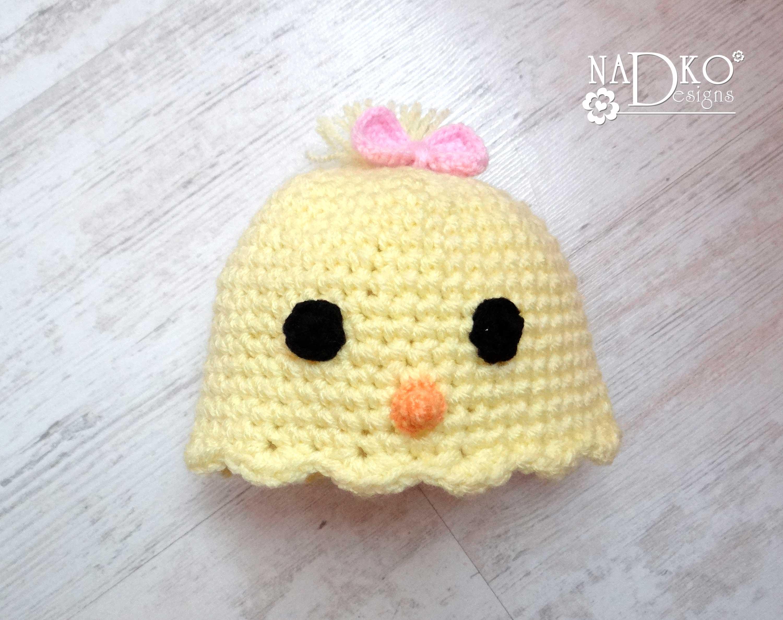 шапка пиленце с панделка
