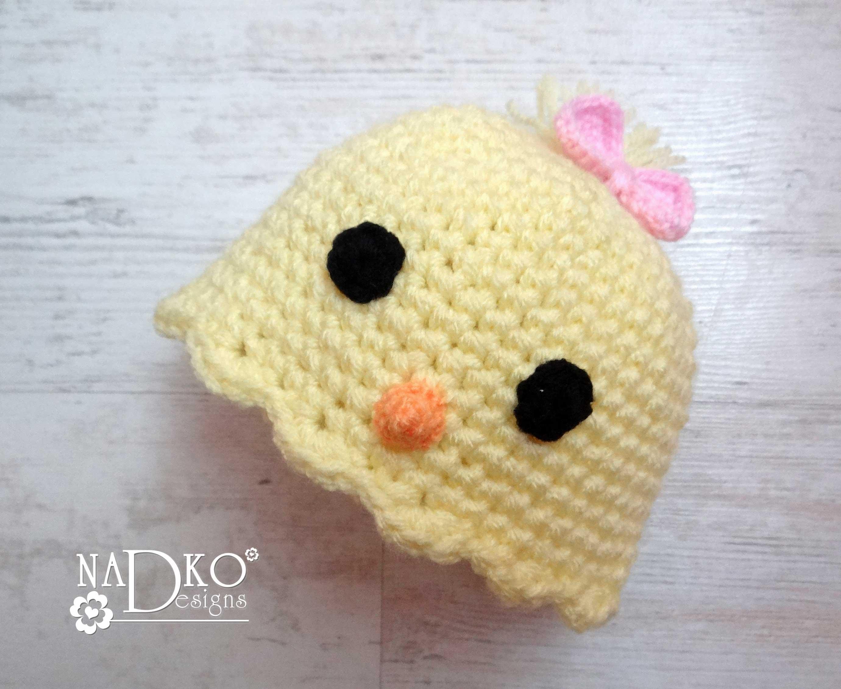 """Модел: шапка """"Пиленце"""""""