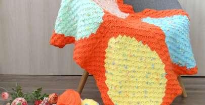 "Проект ""Великденски яйца"": част II – одеялото"