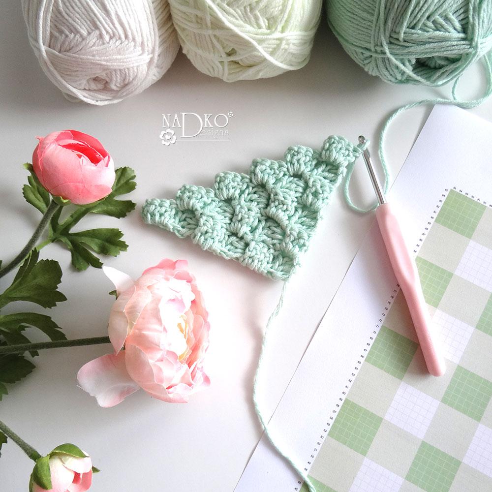 Безплатни уроци по плетене {Nadko Designs}