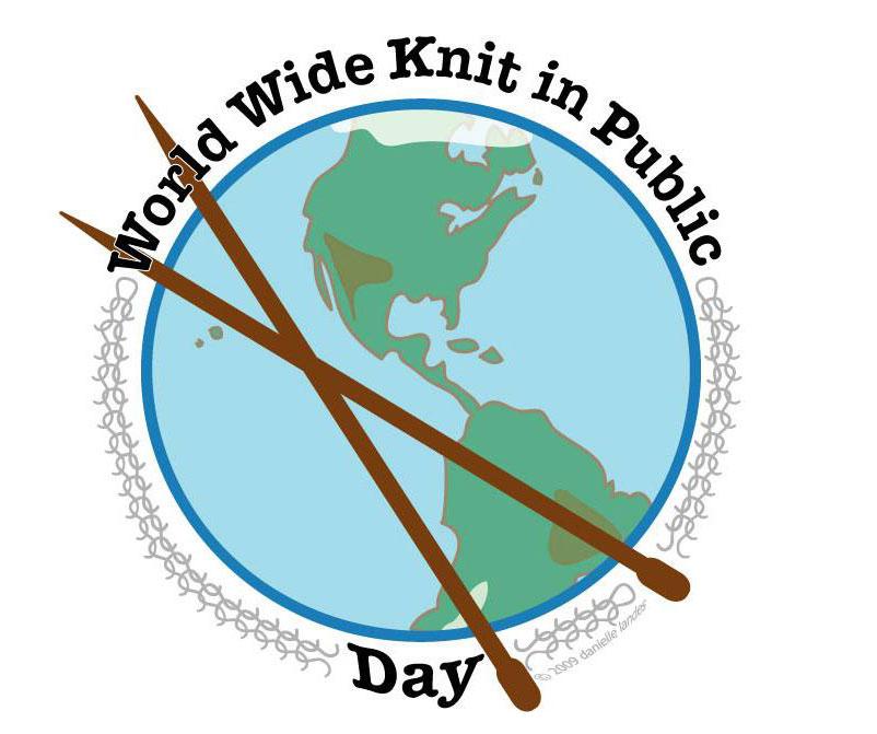 Да плетем заедно на открито: WWKiP Day 2018