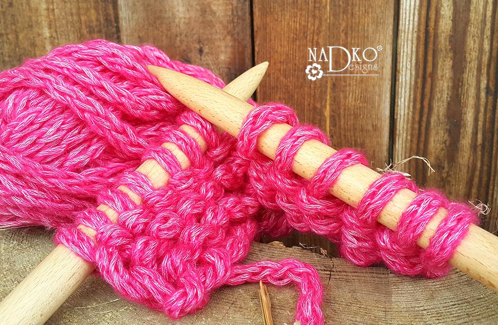 Плетене за абсолютно начинаещи: цели 3 варианта :)