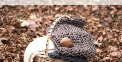 Тема на месеца {ноември}: плетени аксесоари