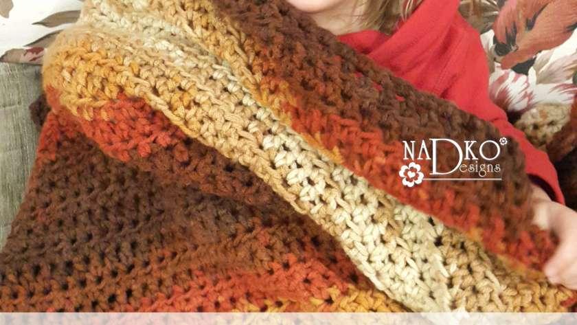 Тема на месеца {януари}: плетене за дома